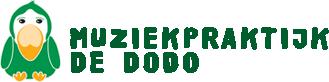 Logo Muziekpraktijk de Dodo
